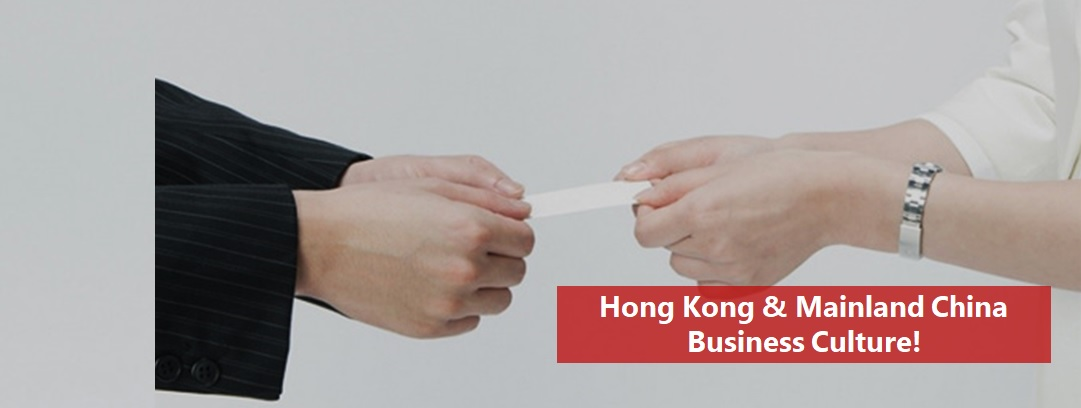 Hong Kong and Mainland Business Culture Workshop